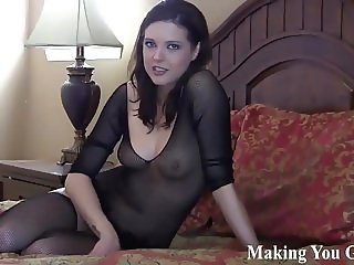 You are going to be my personal cock sucking slave