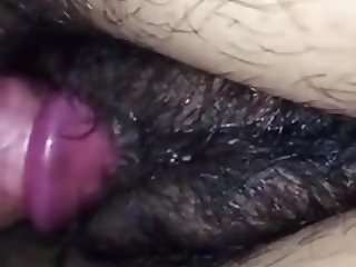 new anu sherpa's hairy pussy fuck by her ex