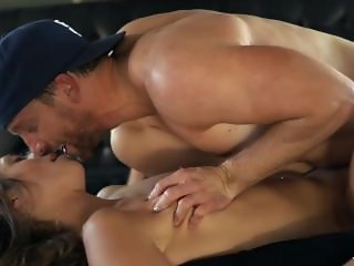 Kirsten Lee Is Fucked After Baseball