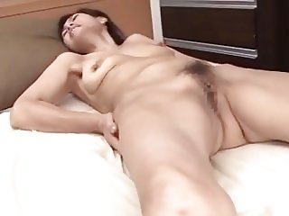 Fuck old japanese mom