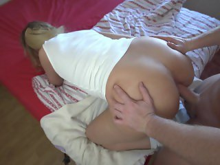 Best Amateur Ass2Mouth Fuck in 2016. TruuTruu Deepthtoat and Anal creampie
