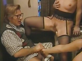 Classic French Porn from early 90s with Christopher Clark