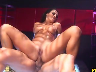 Double Anal For Space Kitten Sandra Romain