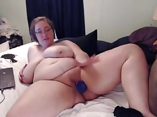 Bbw big tits webcam