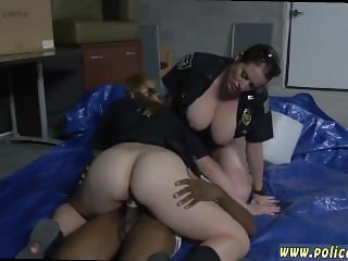 Pregnant milf police Cheater caught doing