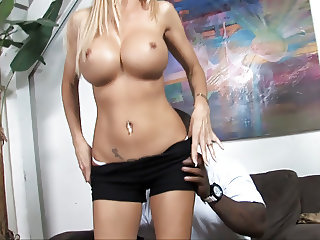 Cougar Brooke Tyler Finishes BBC