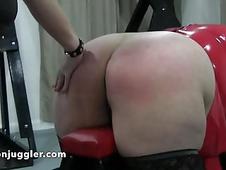 A perfect ass made to be abused and spanked