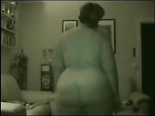 My bbw wife submissive