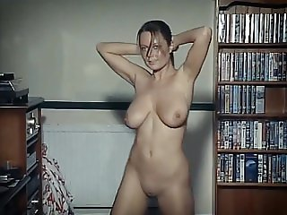 I DANCE YOU WANK 6 - big boobs strip chat dance dildo
