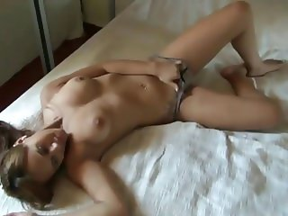 Stunning GF, Anal And Cum In Mouth