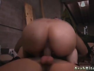 Hot arabic girl and sweet blowjob Pipe
