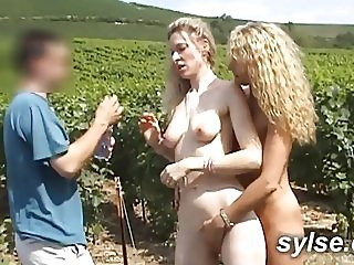 MILFs loving public sex, dogging and orgies