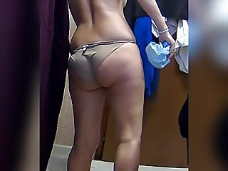 spy wife shower 2