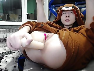 LWJ - Russian Teen CamGirl (Compilation)