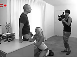 Outrageous Anal For Blonde MILF