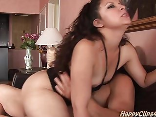 MILF FUCK AT HER HOME