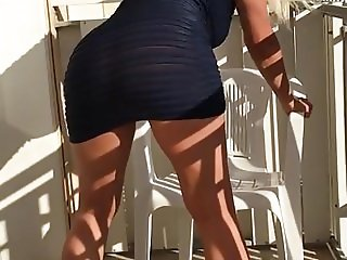 Blonde Milf in Fuerteventura