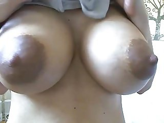Her tits are juicy