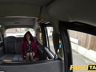 Fake Taxi Petite British minx loves anal booty call in taxi