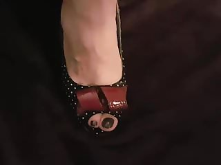 Tits Toes Torture tacks followed by feet whipping