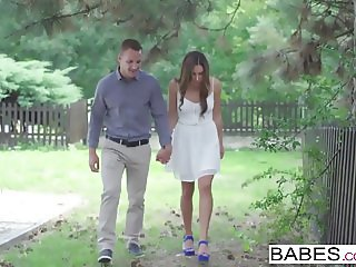 Babes - Elegant Anal - Matt Ice and Ally Breelsen - Tell Me