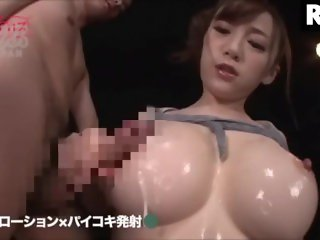 Mika Sumire - Ultra big boobs with tasty body in juicy plays