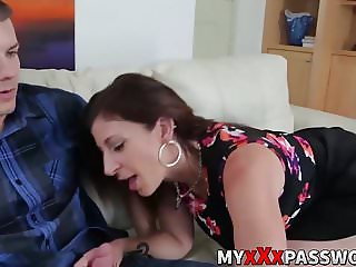 My gfs mom gives me a bj so I could take her daughter out