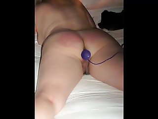 ANAL CLOSE-UP & CREAM PIE