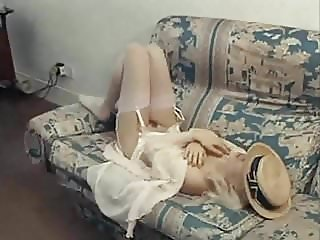 HAPPY BIRTHDAY! - vintage British small tits dance tease
