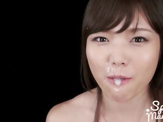 Asian Insane Cum Play Bukkake