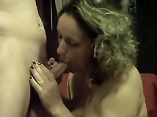 Amateur wife cum in mouth
