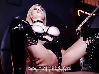 BDSM PERFECT BLOND DREAM