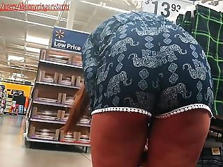 Nice Ass and Jiggle College Hottie