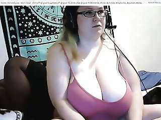 BBW with HUGE TITS!!!