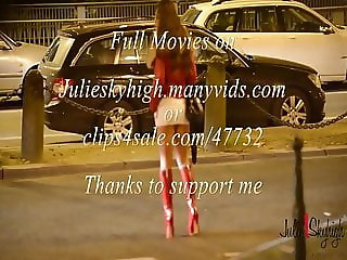 i am a prostitute addicted to high heels and sperm