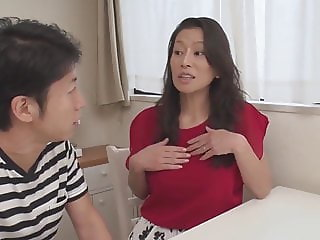 Matured Mom taking the virginity of  30+ son