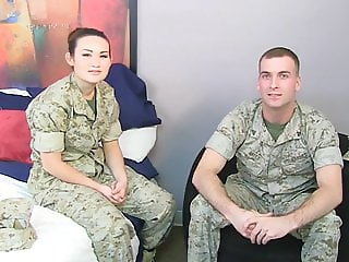 2 Soldiers they Socialize Anally. CH