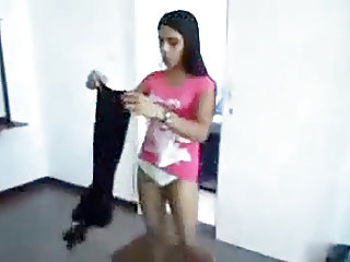 I Licked Indian sister's Pussy While She Phoned With Mom