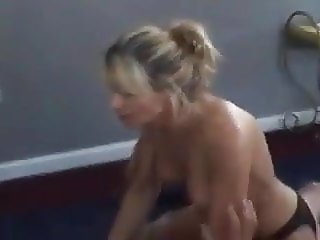 Mom Slut riding