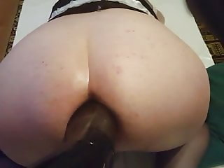 Chinese mistress footing