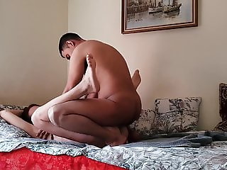 Cumming in her pussy so hubby will know lol comments lads