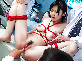 Sara Yurikawa stimulated in - More at javhd.net