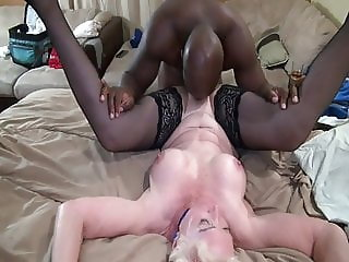 Seka fuck's her favorite bull while hubby films