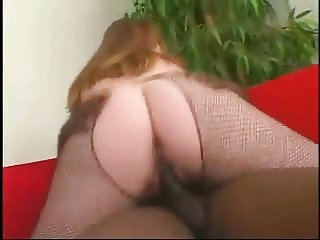 Hot Slut Fat Chubby Teen sucking and riding big black cock-3