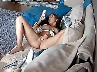 Extremely Hot Girl Masturbating