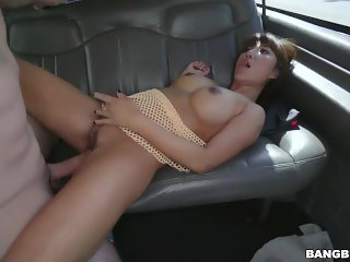Chinese Tourist Gets Scooped By The Bus