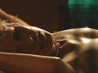 Kim Dickens Sex With Two Guys In Things Behind The Sun Movie