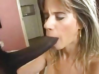 STP Total Slut Loves Big  Black Cock Up Ass  !