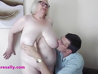 A website member gets Sally for the day