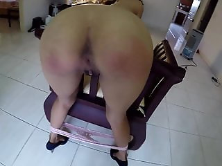pretty little ass spanked